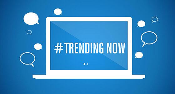 Cek Trending dan Konten yang Lagi Viral