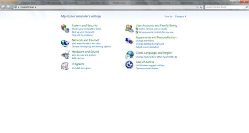 Cara Mudah Uninstall Program Di Windows 7