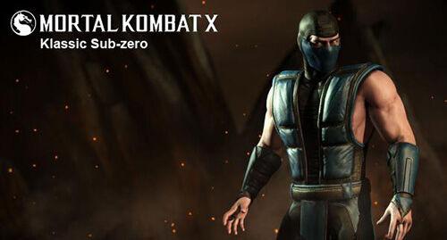 Mortal Kombat X Klassic 1