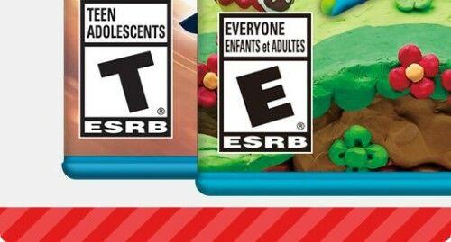 Foto Nintendo Ratinggame