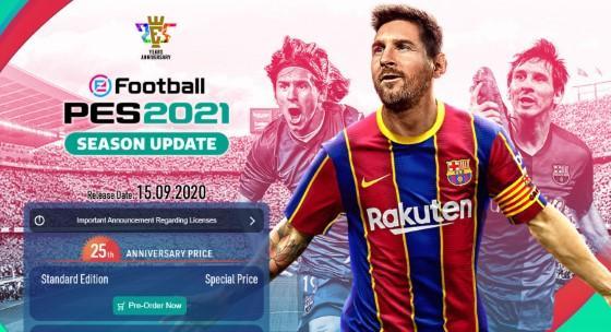 Download Pes 2021 Terbaru Game Bola Favorit Jalantikus
