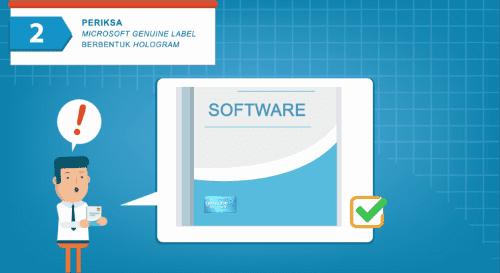 Cara Membedakan Software Asli Dan Bajakan 2