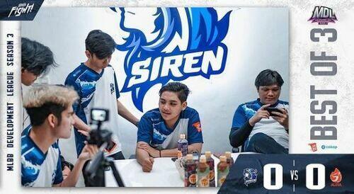 Siren Esports 2064c
