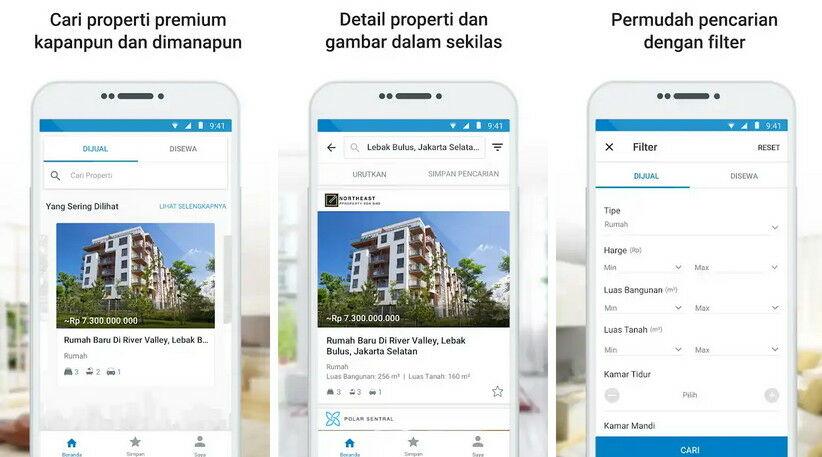 7 Aplikasi Jual Beli Rumah Terbaik Di Android 2018 Jalantikus Com