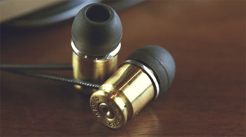 Earphone Peluru 2
