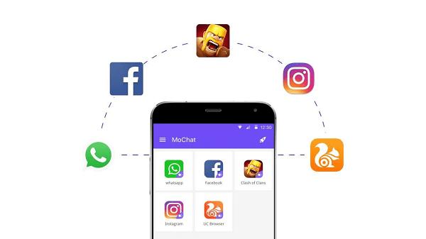 5 Aplikasi Kloning Terbaik untuk Android - JalanTikus com