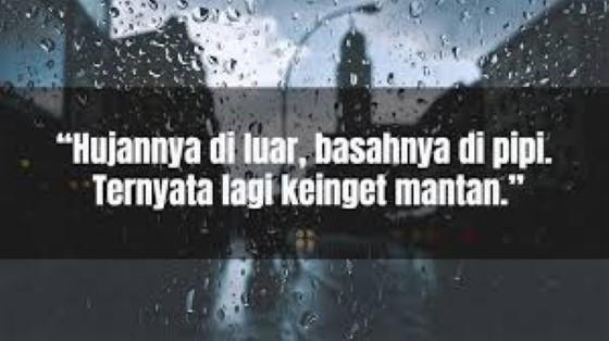 50 Kata Kata Hujan Paling Romantis Bijak Dan Puitis Jalantik