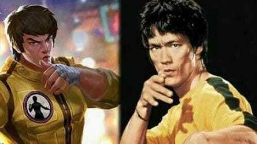 ML Chou Bruce Lee 8bbe1