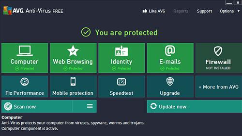 Avg Antivirus 1