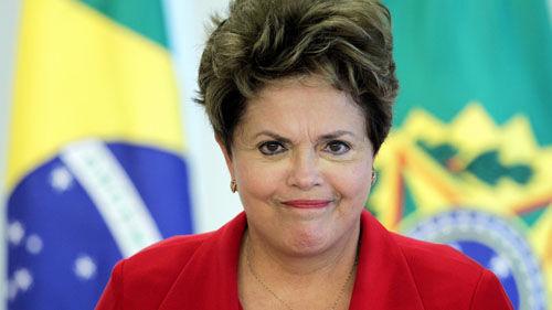 Dilma Rousseff Stern