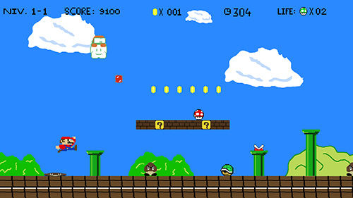 Mario Left Right 2