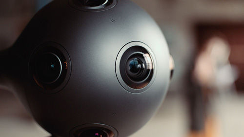 Kamera Vr Profesional Nokia Ozo 800 Juta 1