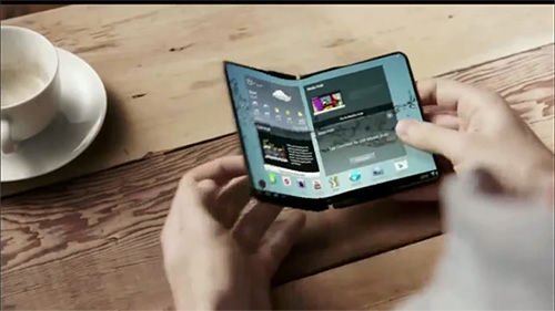 Samsung Foldable Phone 3