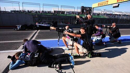 Aksi Berani Para Fotografer Olahraga 2