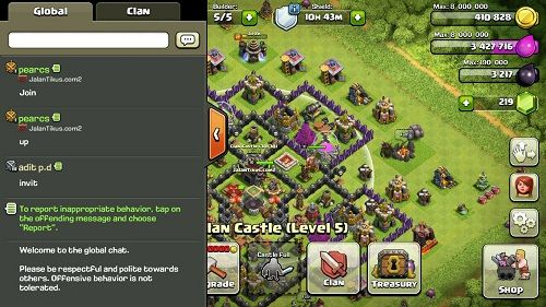 Fitur Update Clash Royale 5
