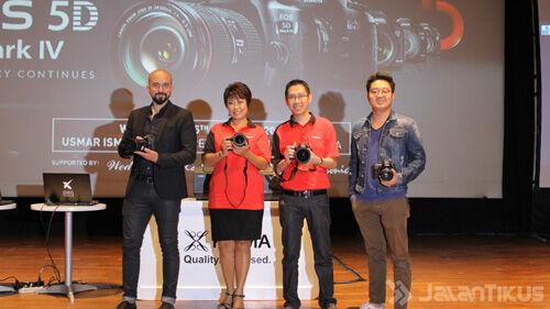 Canon Eos 5d Mark Iv Rilis Indonesia 1