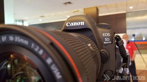 Canon Eos 5d Mark Iv Rilis Indonesia 2