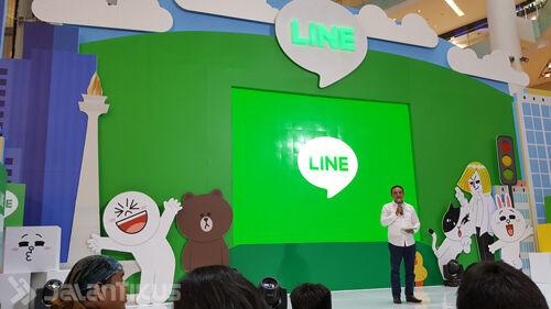 Line Creativate 2016 Ajang Kreativitas Indonesia 3