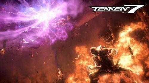 Foto Bandai Tekken7psp