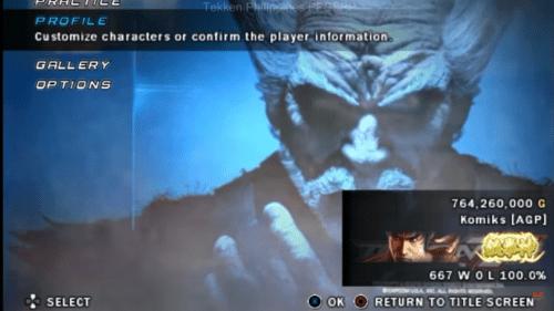 Foto Jalantikus Tekkenpsp2