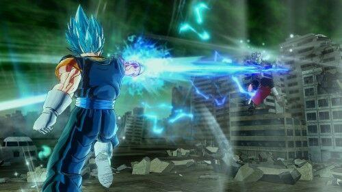 Download Dragon Ball Xenoverse Android 1
