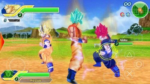 Download Dragon Ball Xenoverse Android 3