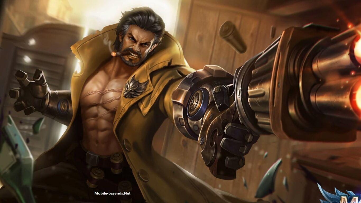 12 Hero Fighter Mobile Legends Rekomendasi Untuk Pemula