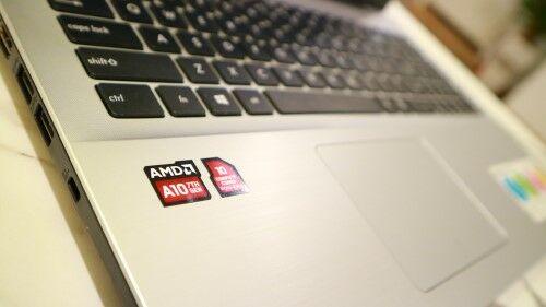 Review Asus X555qg 3