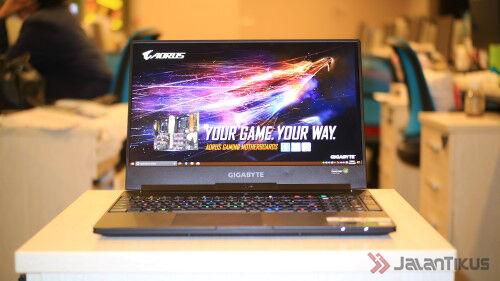 Gigabyte Aero Series Laptop Gaming Tipis 11 Wm