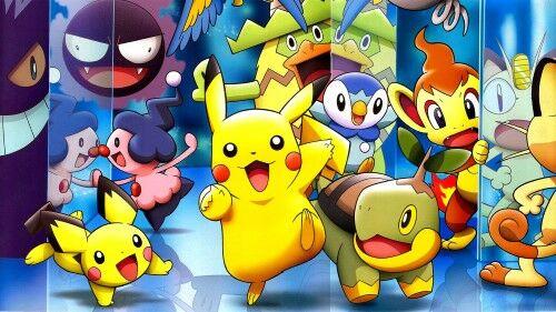 Starter Generasi Pokemon 8