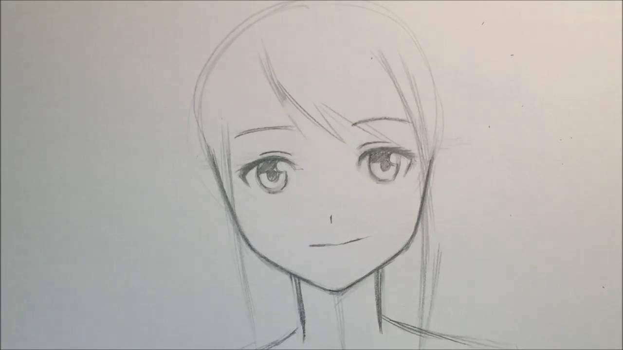 Tutorial Cara Mudah Menggambar Anime Bagi Pemula Jalantikus Com
