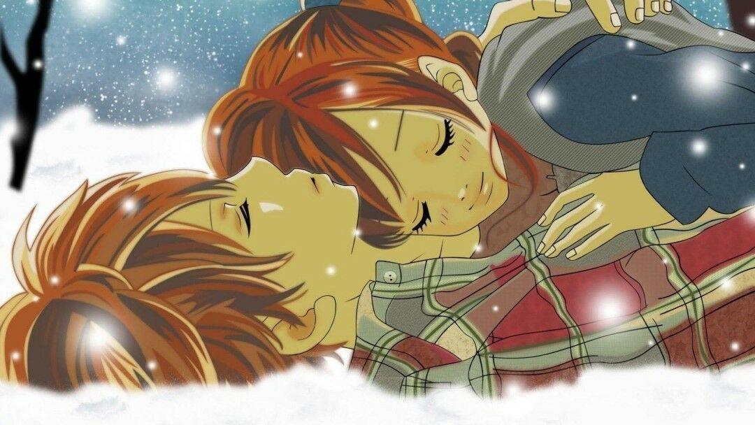 940 Koleksi Gambar Anime Romantis Berpasangan Terbaik