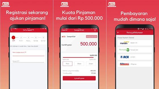 Daftar Situs Aplikasi Pinjam Uang Online Terverifikasi Ojk