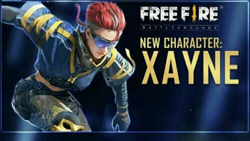FF Xayne 9f198