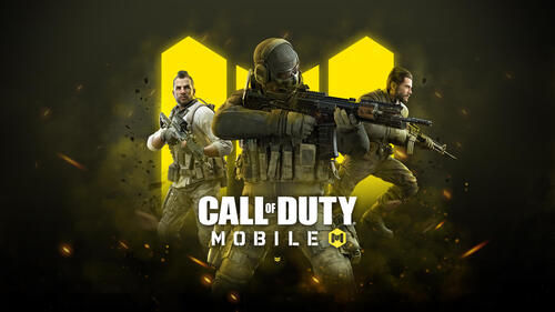 Call Of Duty Mobile F2767