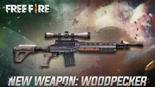 Woodpecker 26463