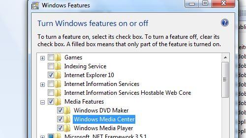 Cara Mematikan Windows Media Player 3