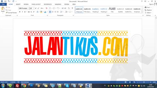 Font Windows4