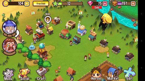 Adventure Town Screenshot1