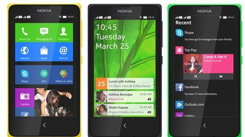 Nokia Android X 1