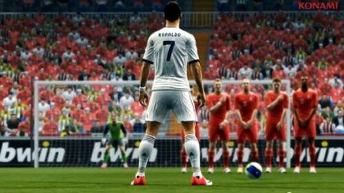 Cara Mencetak Gol Dari Tendangan Bebas Di Pes 2013