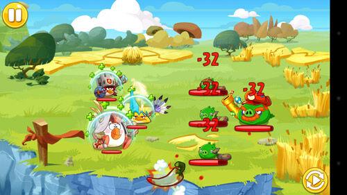 Review Angry Birds Epic Tawarkan Gameplay Turn Based RPG 2