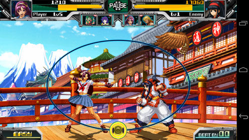 Review The Rhythm Of Fighters Tarung Irama Para Karakter KOF 3