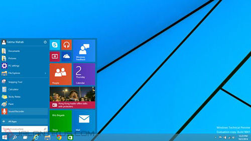 5 Fitur Terbaru Di Start Menu Windows 10 1