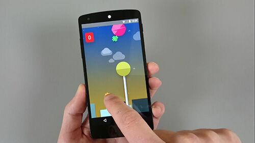 Ada Game Flappy Bird Di Lollipop1