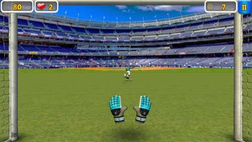 Game Sport Android Super Goalkeeper