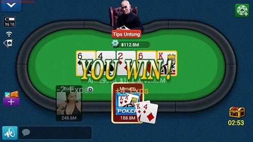 Poker Texas Boyaa 3