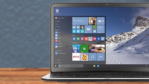 Bug Windows 10 5