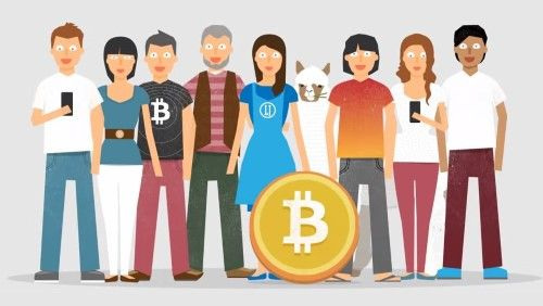 Foto Bitcoin Mitosbitcoin