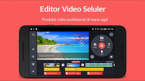 25 Aplikasi Edit Video Android Terbaik 2019 Link Download